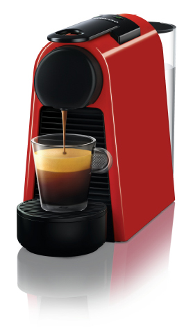 nespresso image 17 Essenza Mini D30 Red Kahve Makinesi
