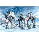 Star Wars Hoth BattleMaxi Poster