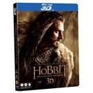 Hobbit: The Desolation of Smaug(Hobbit: Smaug'un Corak Topraklarında) (3D Blu-Ray Disc) (4 Disk)