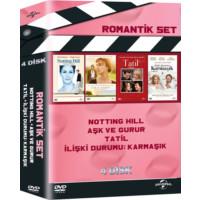Romantik Box Set (Dvd)