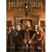 Muhteşem Yüzyıl (6 DVD Box Set) (1-6 Bölüm) (Halit Ergenç İmzalı)