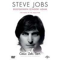 Steve Jobs: The Man İn The Machine (Steve Jobs: Bilgisayarın İçindeki Adam) (Dvd)