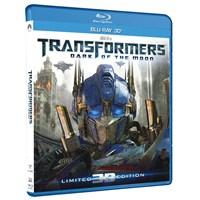Transformers 3: Ay'ın Karanlık Yüzü (3D Blu-Ray Disc)