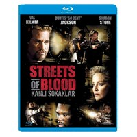 Street Of Blood (Kanlı Sokaklar) (Blu-Ray Disc)