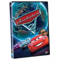 Cars 2 (Arabalar 2) (DVD)