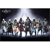 Assassins Creed Characters