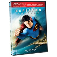 Superman Dönüyor (Superman Returns) (Bas Oynat DVD)