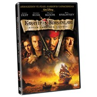 Pirates Of The Carribean: Curse Of The Black Pearl (Karayip Korsanları: Siyah İncinin Laneti) (DVD)
