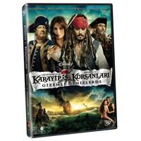 Pirates Of The Carribean 4: On Strangers Tıdes (Karayip Korsanları 4: Gizemli Denizlerde) (DVD)