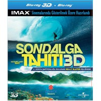 Ultimate Wave Tahiti 3D (Son Dalga Tahiti 3 Boyutlu) (Blu-Ray Disc)