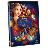 Beauty And The Beast (Güzel Ve Çirkin) (DVD)