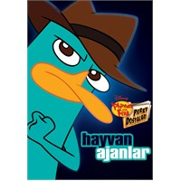 Phineas & Ferb: Perry Files Animal Agents (Phineas & Ferb: Perry Dosyaları Hayvan Ajanlar) (DVD)