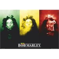 Bob Marley Flag Maxi Poster