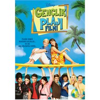 Gençlik Plajı Filmi (Teen Beach Movie) (DVD)
