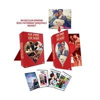 Sevgililer Günü Özel Fotoğraf Çerçeveli 4 Disk Box Set