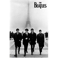 The Beatles In Paris Maxi Poster
