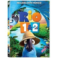 Rio 1 & 2 Box Set (DVD)