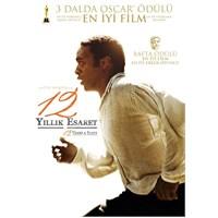 12 Years a Slave (12 Yıllık Esaret) (DVD)