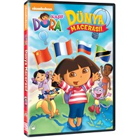 Dora The Explorer: Dora'S World Adventure (Kaşif Dora: Dünya Macerası) (DVD)