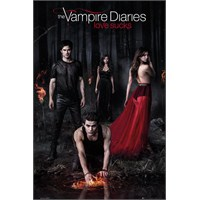The Vampire Diaries Maxi Poster