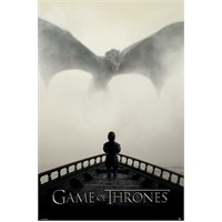 Maxi Poster Game Of Thrones A Lion & A Dragon