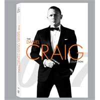 007 James Bond -Daniel Craig Box Set -DVD - 3 Disk