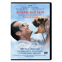 As Good As It Gets (Benden Bu Kadar) ( DVD )