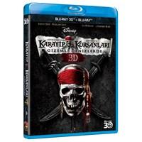 Pirates Of The Caribbean On Stranger Tides (Karayip Korsanları Gizemli Denizlerde) (3DBlu-Ray Disc + Blu-Ray Disc)