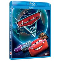 Cars 2 (Arabalar 2) (Blu-Ray Disc)
