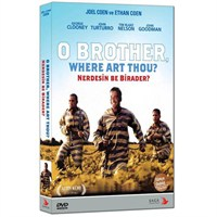 O Brother Where Art Thou? (Nerdesin Be Birader) ( DVD )