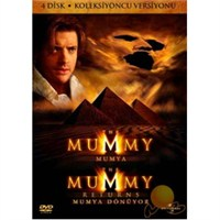 The Mummy Deluxe Edition (4 Disc-DTS) ( DVD )