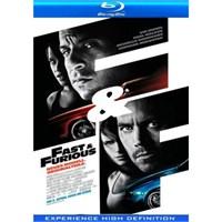 The Fast And The Furious (Hızlı ve Öfkeli) (Blu-Ray Disc)