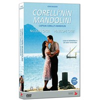 Captaın Corellı's Mandolın (Corelli'nin Mandolini) ( DVD )