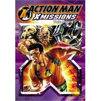 """X Missions """"the Movie (Action Man)"""