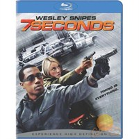 7 Seconds (7 Saniye) (Blu-Ray Disc)