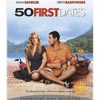 50 First Dates (50 İlk Öpücük) (Blu-Ray Dsic)