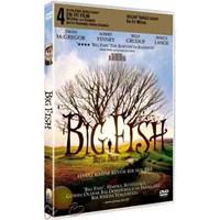Big Fish (Büyük Balık) ( DVD )