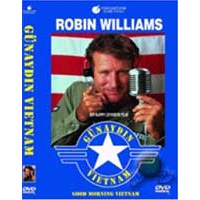 Good Morning Vietnam (Günaydın Vietnam) ( DVD )