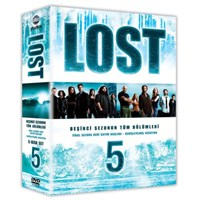 Lost Season 5 (Lost Sezon 5)