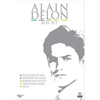 Alain Delon 5'li Box Set