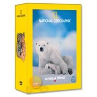 National Geographic: Hayvanlar Dünyası Set 1 (5 DVD)
