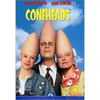 Coneheads (Sivri Kafalar) ( DVD )
