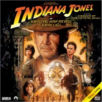Indiana Jones ve Kristal Kafatası Krallığı (ındiana Jones And The Kingdom Of The Crystal Skull)