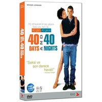 40 Days And 40 Nights (40 Gün 40 Gece) ( DVD )