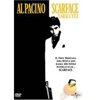 Scarface (Yaralı Yüz) ( DVD )