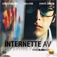 İnternette Av (Three Blınd Mıce) ( VCD )
