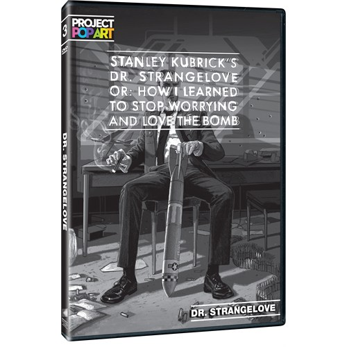 Dr. Strangelove Or: How I Learned To Stop Worrying And Love The Bomb (DVD)