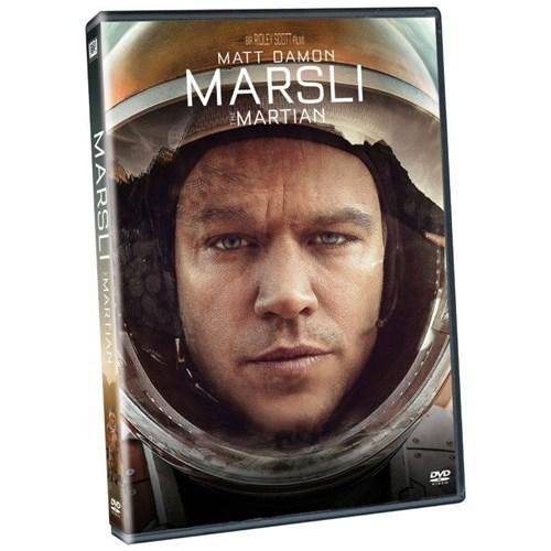 The Martian (Marslı) (DVD)