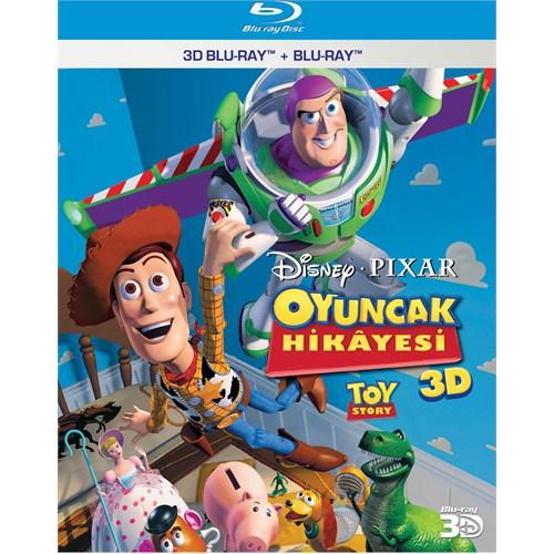 Toy Story Special Edition (Oyuncak Hikayesi Özel Versiyon) (3D Blu-Ray Disc)