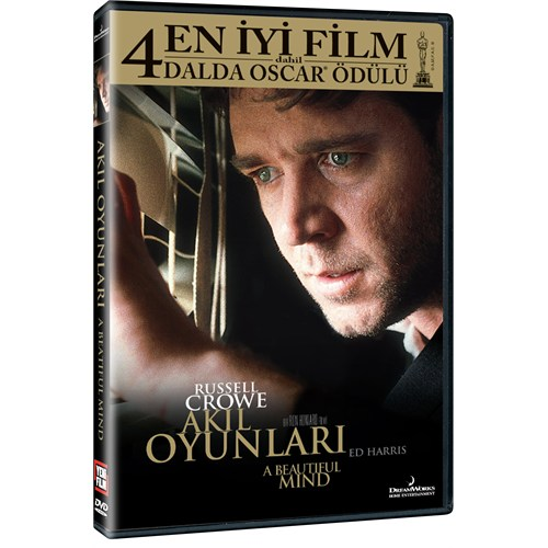 A Beautiful Mind (Akıl Oyunları) ( DVD )